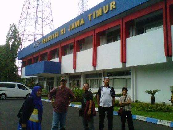YPPI Talkshow di TVRI Jawa TImur