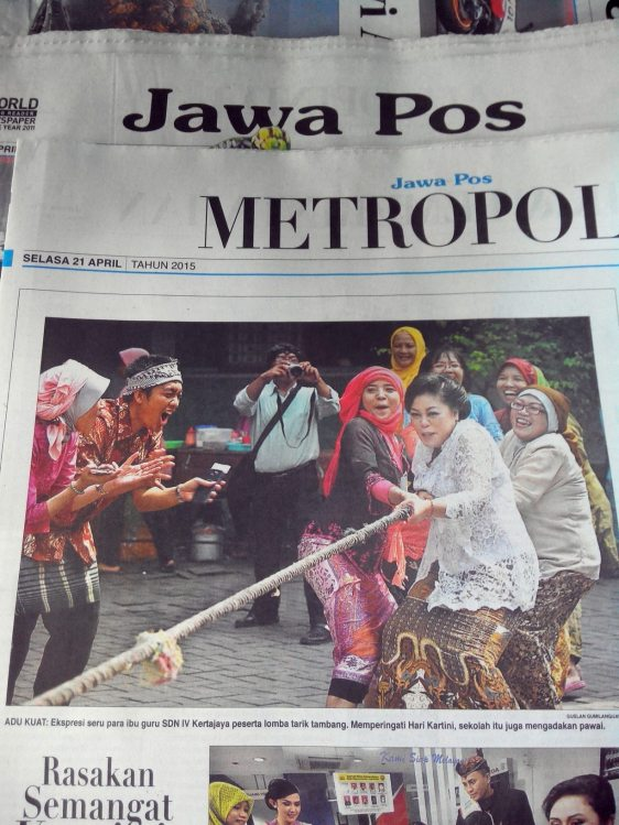 Jawapos Kartini 22 April 2015